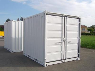 Secured storage containers CSK8