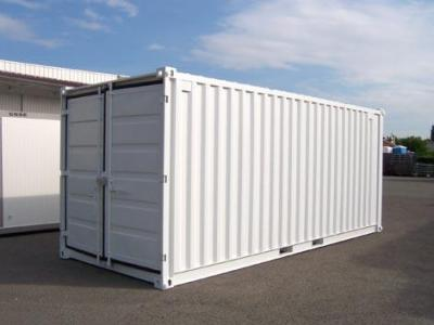 Secured storage containers CSK20